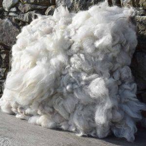 felted fleece cushion