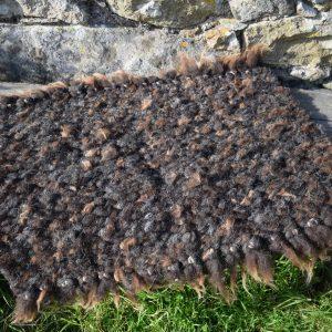 herdwick wool rug