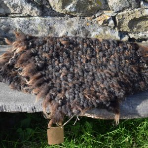 herdwick natural rug