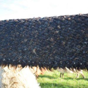herdwick peg loom rug