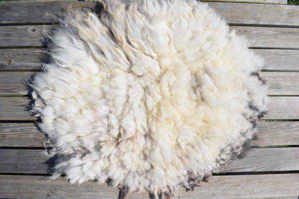 felted fleece seat pad