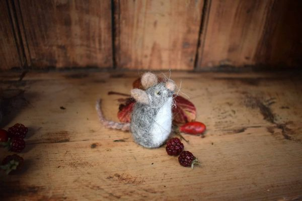 wool mouse