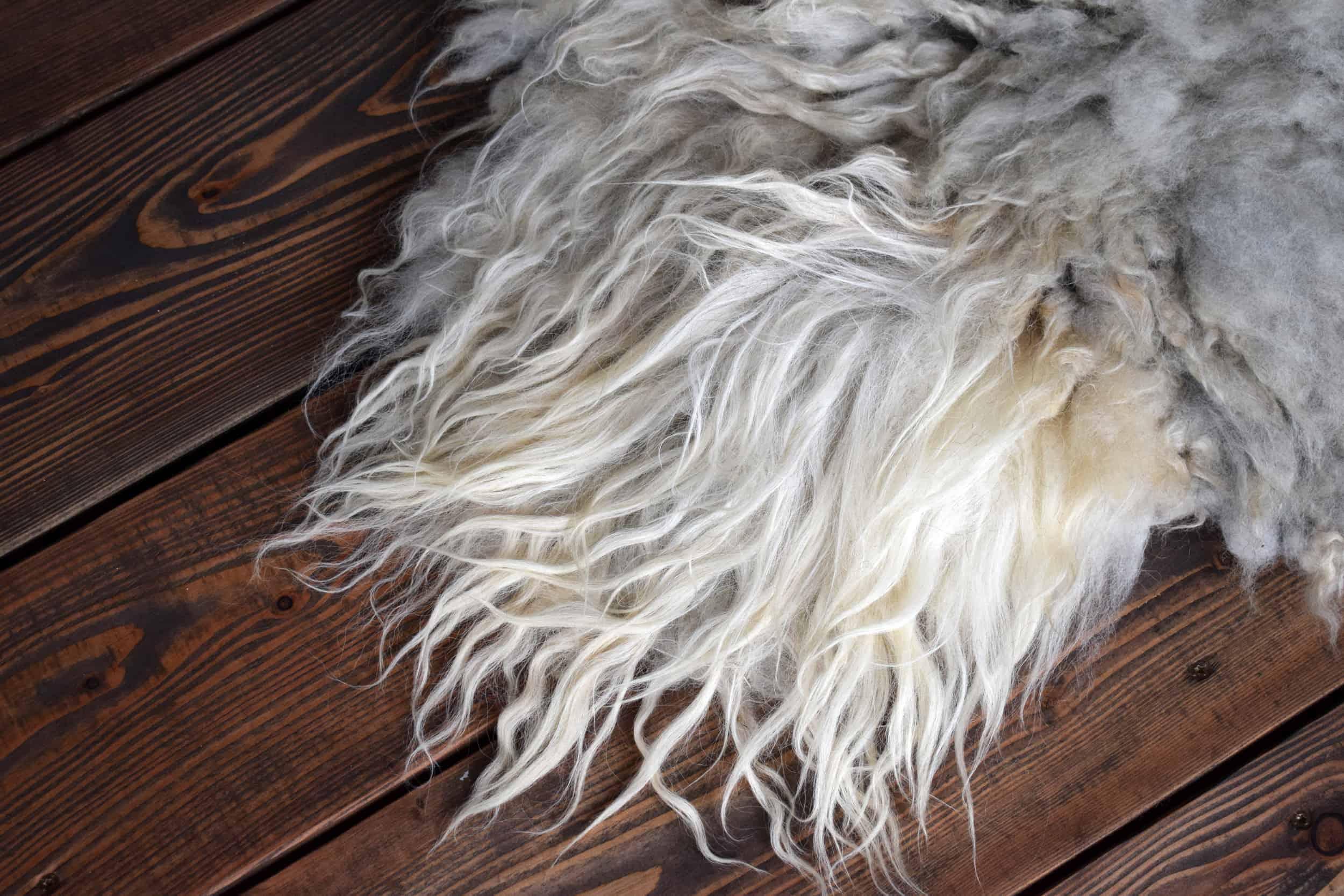 felted fleece iceandic