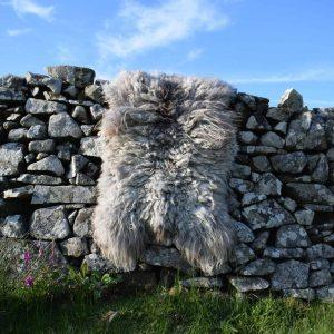 grey felted fleece